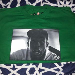 Green OFWGKTA Tyler the Creator Tee Shirt